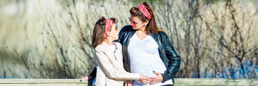 Embarazo conversaciones trasncendentales
