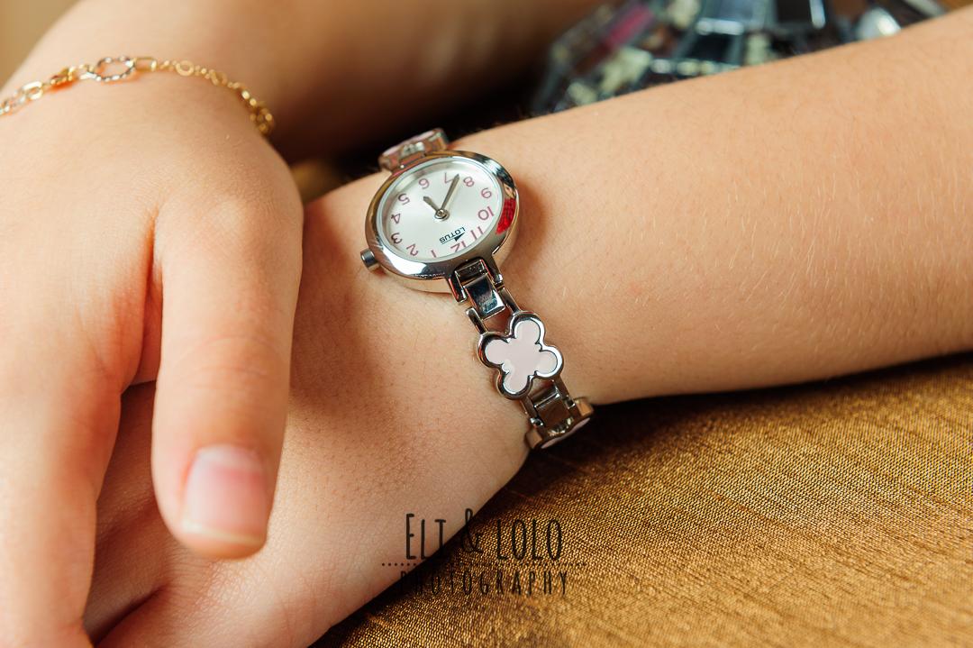reloj pulsera niña comunion