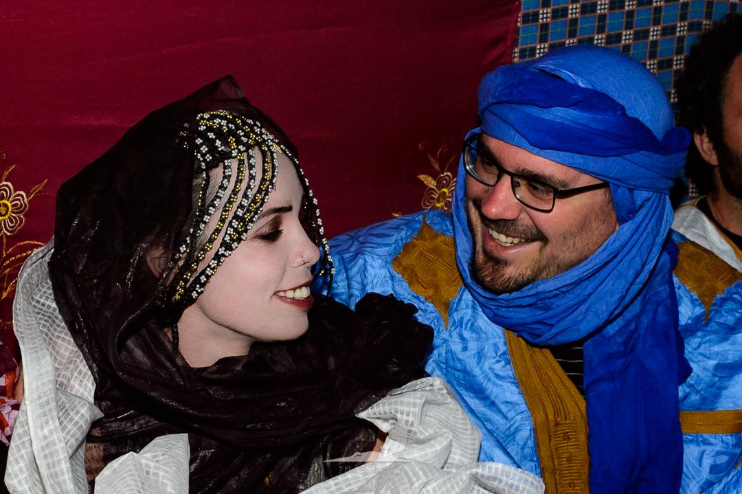 boda saharaui