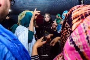 celebracion boda rito saharaui