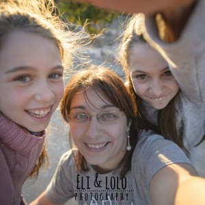 selfie comunion