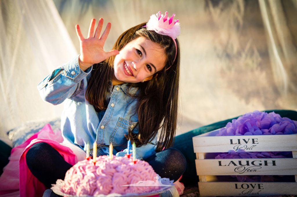 cumpleaños tarta
