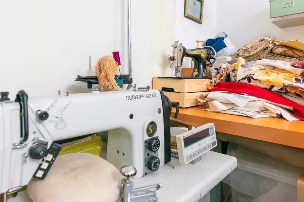 maquinaria atelier Antonio Ramos